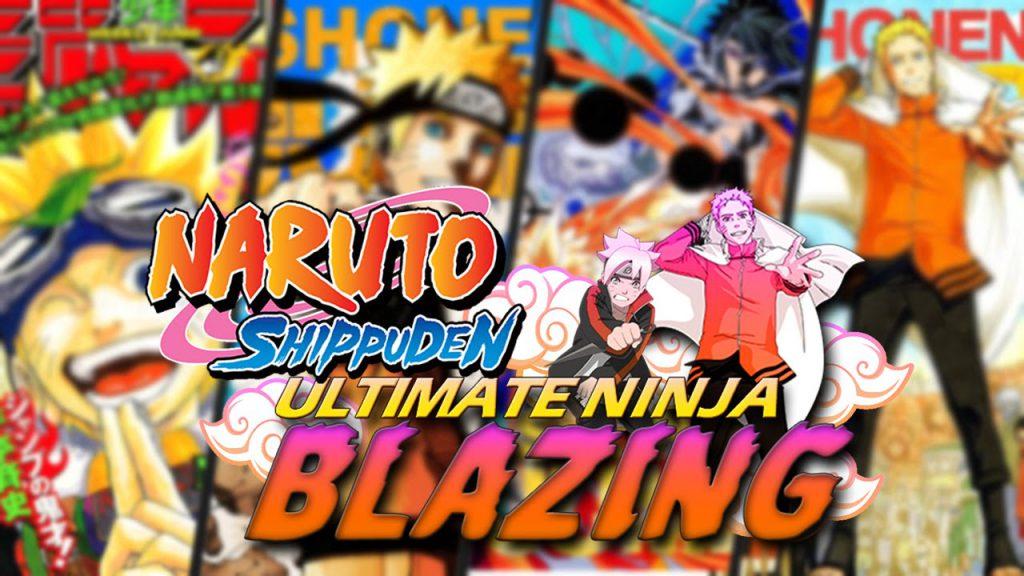 Ultimate Ninja Blazing