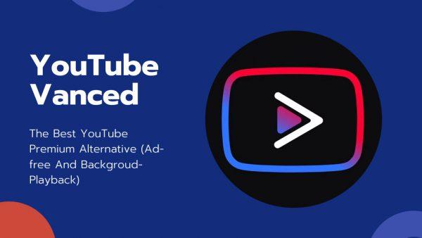YOUTUBE VANCED chặn quảng cáo