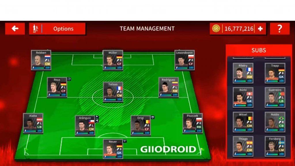 chiến thuật dream League Soccer 2020