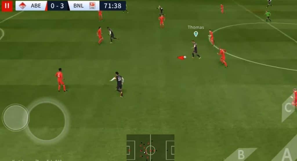 đồ họa dream League Soccer 2020 cực đẹp
