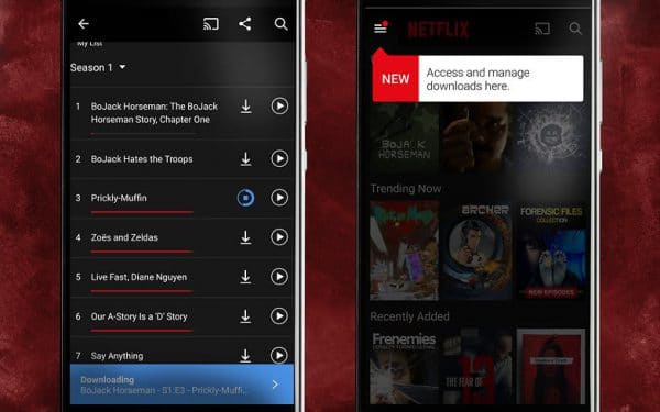 Netflix Premium Android