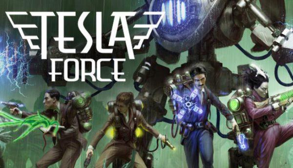 Download game Tesla Force Full crack miễn phí cho PC