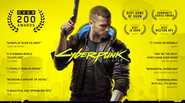 Download game Cyberpunk 2077 Full crack cho PC (CODEX)