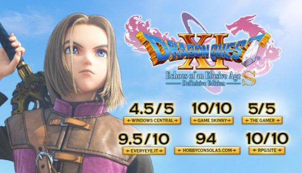 DRAGON QUEST XI S Echoes of an Elusive Age Definitive Edition crack