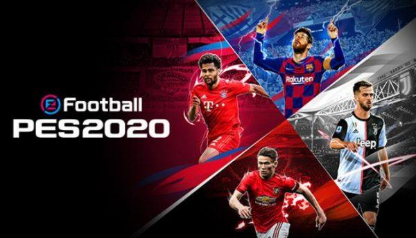 EFootball PES 2020 crack